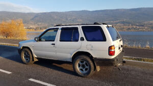 97 pathfinder - trade for truck