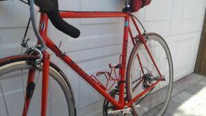 "Vintage 1980""s Marinoni road bike NEW PRICE"