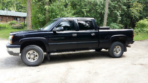 2005 Chevy 2500HD 4x4
