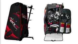 Rack Dri hockey bags clearance sale! Stand up with drying rack
