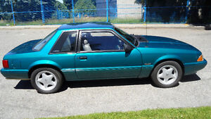 1993 Mustang 5.0 Coupe 5 Speed Trans