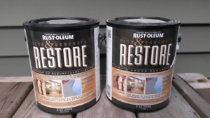 Rust-Oleum Paint, Deck and Concrete Restore
