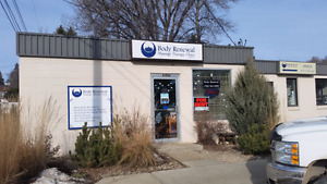 Commercial Space for lease Downtown Stony Plain