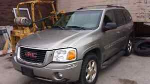 WE ARE PARTING OUT A 2002 GMC ENVOY
