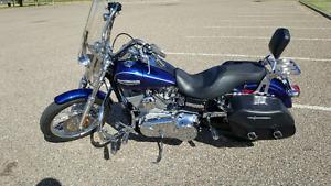 07 Harley Davidson Dyna Super-Glide Custom