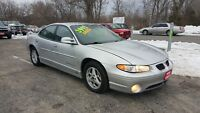 Pontiac Grand Prix GT SEDAN **** CERTIFIED SALE $3495 ****