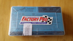 Factory Pro Tuning CRB-S36-1.0 Carb Kit for Susuki SV650 - NEW