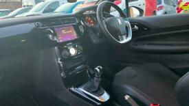 2018 DS Automobiles DS 3 1.6 BlueHDi Prestige (s/s) 3dr Hatchback Diesel Manual