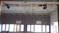 Framing Drywall Taping Repairs Grid ceilings