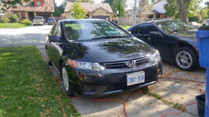 08 HONDA CIVIC SAFETIED AND ETESETED