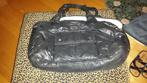 Assorted bags and purses