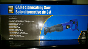 Reciprocating Electric Hand Saw - 10/10 Condition