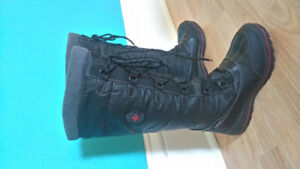 Cougar winter boots size 8