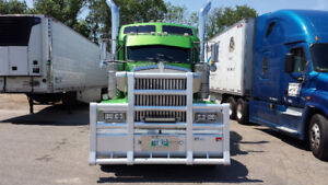 Selling 1999 kw w900l  pre e-log and pre emission truck
