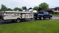2011 Rockwood Premier Trailer  Model 2317G Excellent Condition