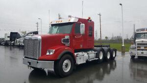 """2011 Freightliner 4 Axle, 48"""" Inch Bunk"""