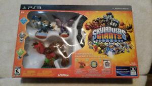 New Skylanders Giants Starter Kit for Playstation 3
