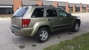 2006 Jeep Grand Cherokee 4X4 V6 SAFETY & E-TESTED London Ontario image 3