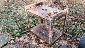 Steel Work Table Kitchener / Waterloo Kitchener Area image 2