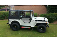 Jago Willys Jeep Replica PX Swap Jetski Motorbike Anything considered Free Road