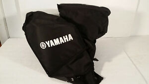 Sac Sacoche de moto - Motorcycle bag -YAMAHA bonne condition