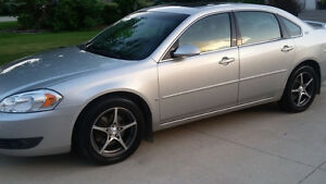 2006 Impala LTZ Accident Free, Safetied, Leather, Command Start