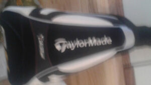 Golf drivers and putters