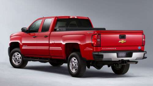 Chevy Debuts Heavy Duty CNG-Powered Silverado Truck