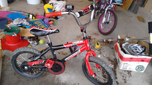 """Boys 14"""" Supercycle Bicycle - Excellent Condition Kingston Kingston Area image 1"""