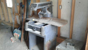 Craftsman 35th anniversary edition radial arm saw