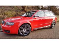 Audi S4 Avant 4.2 V8 Quattro 344BHP Full Recaro Leather MOT 4/17 FSH BOSE STEREO