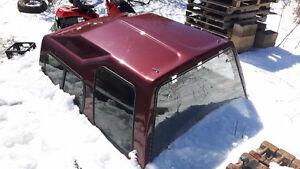 Ford F150 High rise truck cap