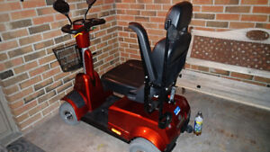 Fortress 1700 TA Mobility Scooter EXCELLENT CONDITION