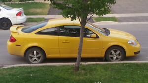 2006 Pontiac G5 Sport Coupe (2 door)