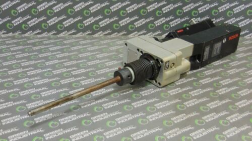 USED Bosch 0608600004 Press Spindle, 0608701003 EC Motor with Gearbox