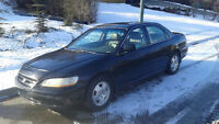 *MINT* 2001 Honda Accord EX-L V6