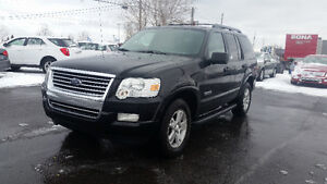 FORD EXPLORER 2008 7 PASSAGERS 4WD XLT