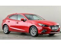 2014 Mazda Mazda3 2.2d SE-L Nav 5dr Hatchback diesel Manual