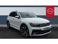 2018 Volkswagen Tiguan 2.0 TDi 150 4Motion R-Line 5dr DSG Diesel Estate Auto Est