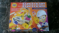 BRAND NEW JR ELECTRICIAN KIT FOR AGE 8-12