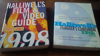 Halliwell's Film & Video Guide, 1998 and Filmgoer's Companion