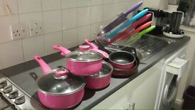 Pots & Pans set