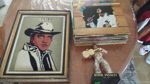 petite collection de Elvis presley