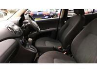 2011 Hyundai i10 1.2 Active Automatic Petrol Hatchback