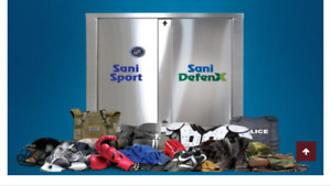 Football Equipment Cleaning