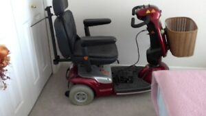 MINT CONDITION MOBILITY SCOOTER