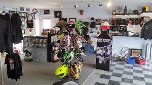ATV Parts, Apparel and repair