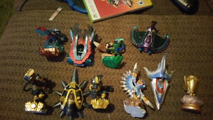 Lot of Skylanders Superchargers for xbox