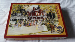 Quality jigsaw puzzles under 1000 pieces $8.00 each
