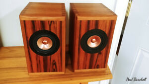Handcrafted loudspeakers